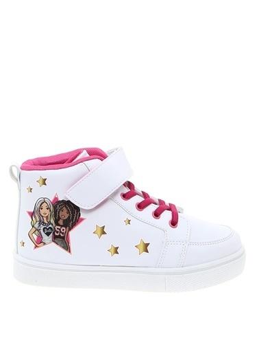 Barbie Spor Ayakkabı Beyaz